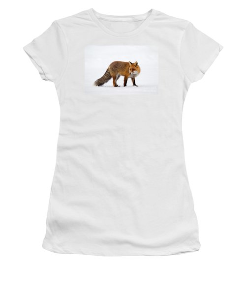 Women's T-Shirt (Junior Cut) featuring the photograph 130201p054 by Arterra Picture Library