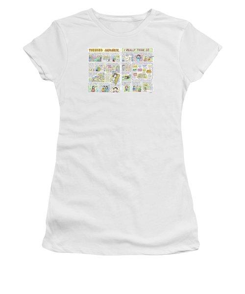 New Yorker November 27th, 2006 Women's T-Shirt