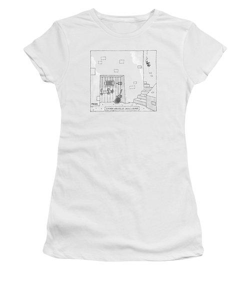 Captionless Women's T-Shirt