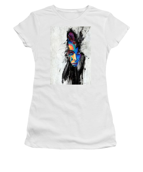 Facial Expressions Women's T-Shirt