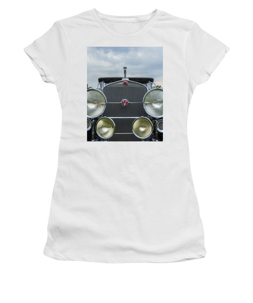 1930 Cadillac V-16 Women's T-Shirt (Athletic Fit)