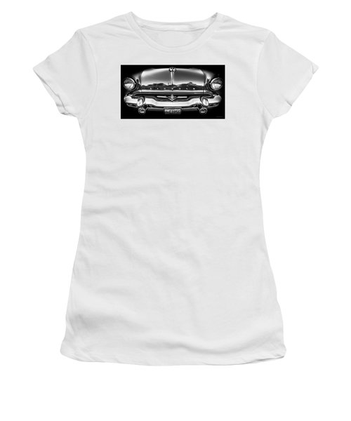 1953 Lincoln - Capri Women's T-Shirt (Junior Cut) by Steven Milner