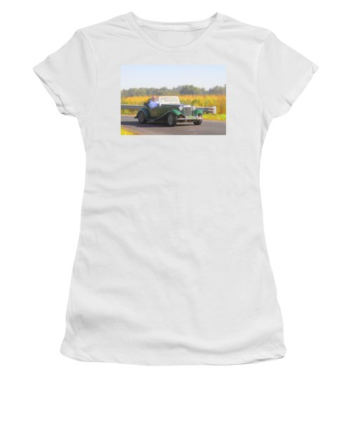 1953 Mg Td Women's T-Shirt (Athletic Fit)