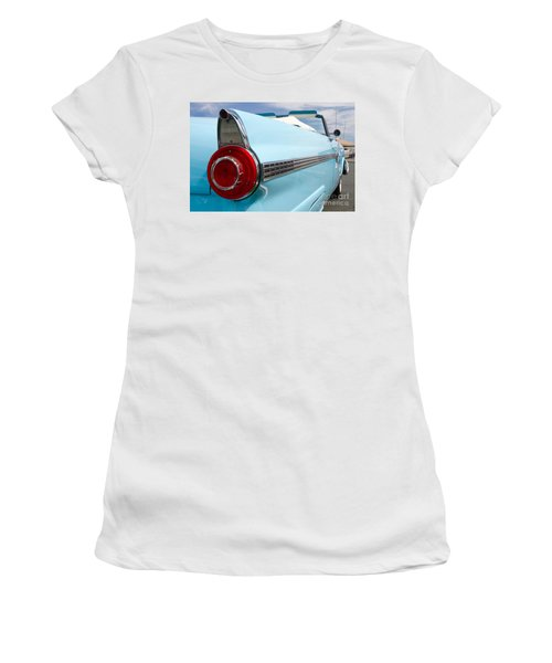 1956 Ford Fairlane Sunliner Women's T-Shirt