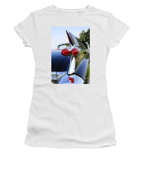 1959 Cadillac Women's T-Shirt (Athletic Fit)