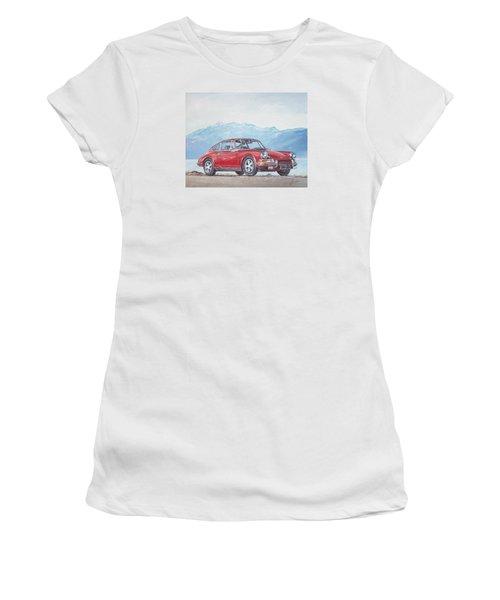 1969 Porsche 911 2.0 S Women's T-Shirt