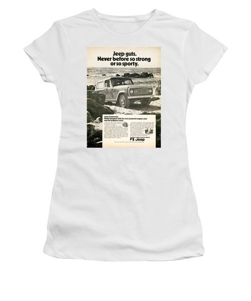 1972 Jeep Commando Women's T-Shirt