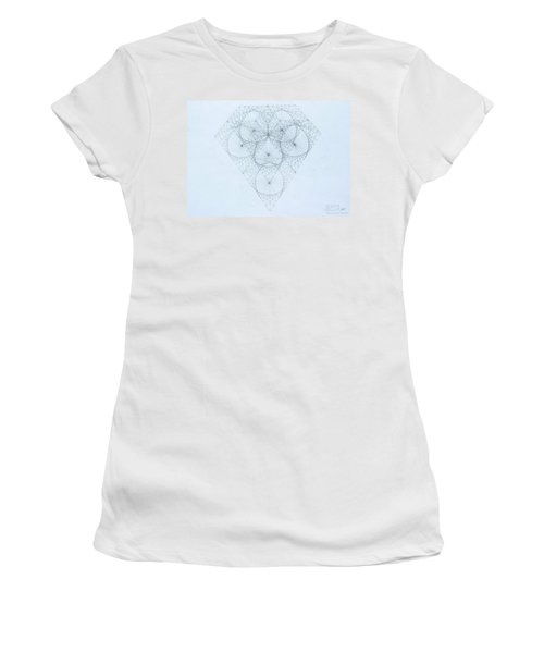 Diamond Quanta Women's T-Shirt