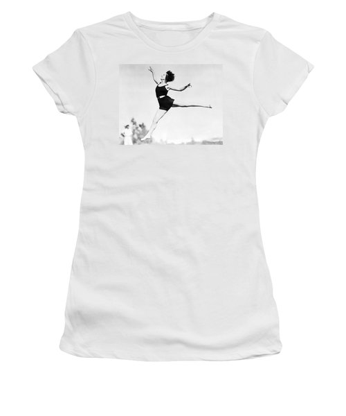 Actress Joan Crawford Women's T-Shirt