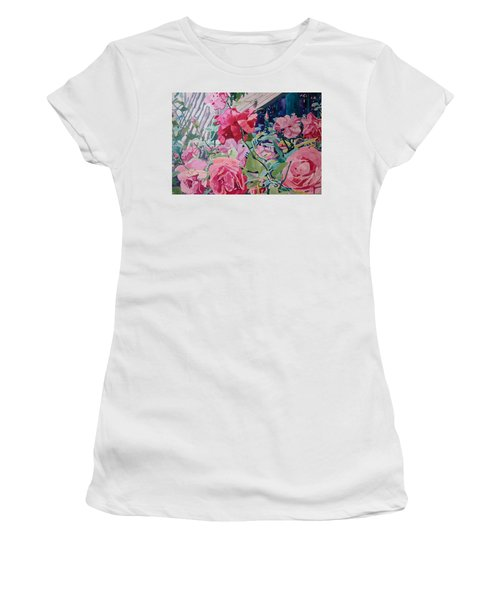 American Beauty Women's T-Shirt (Athletic Fit)