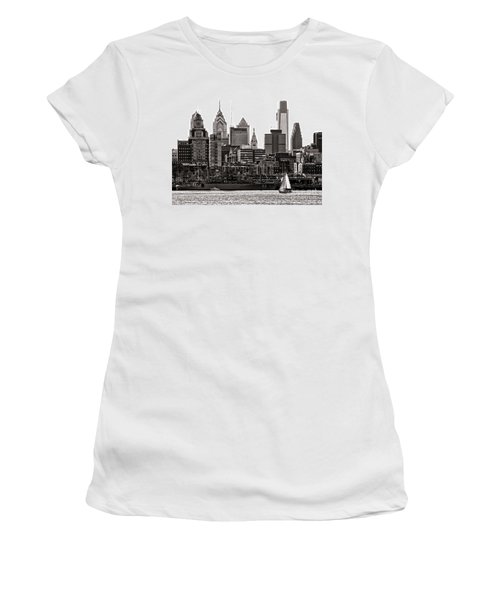 Center City Philadelphia Women's T-Shirt