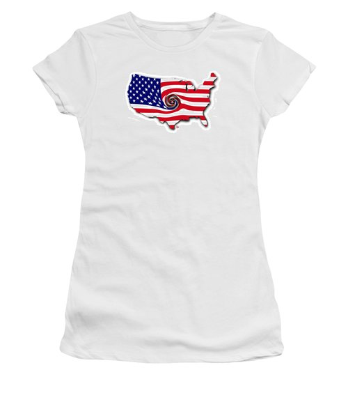 Down The Drain Women's T-Shirt