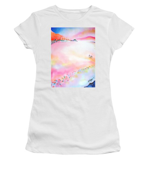 Evening Cruise Women's T-Shirt