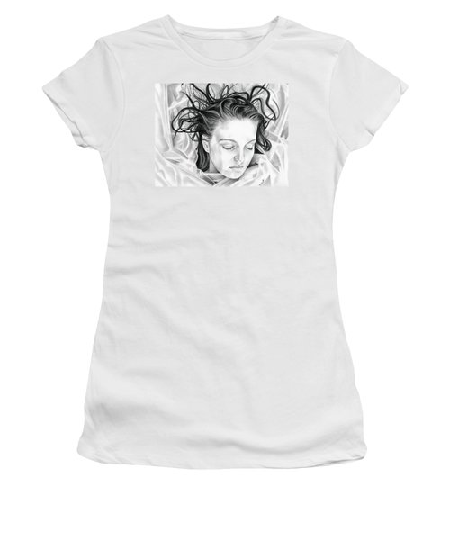 Forget Me Not - Laura Palmer - Twin Peaks Women's T-Shirt (Athletic Fit)