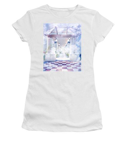 Gateway To Heaven Women's T-Shirt