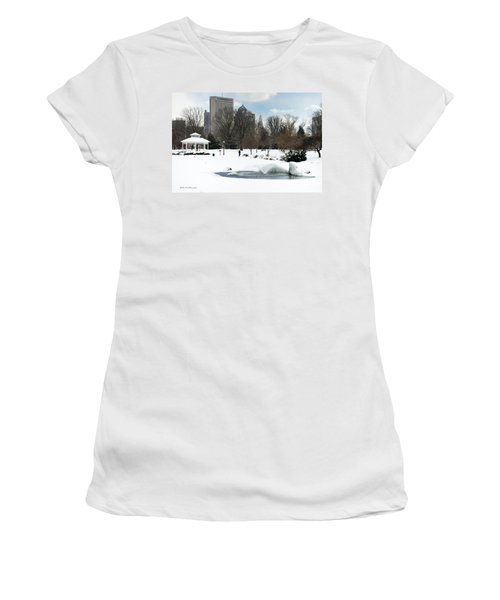 D48l3 Goodale Park Photo Women's T-Shirt
