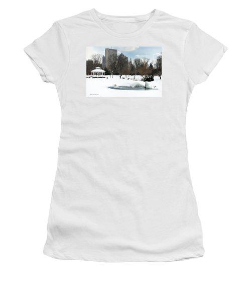 D48l3 Goodale Park Photo Women's T-Shirt