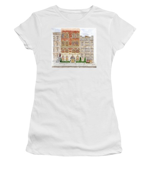 Hotel Washington Square Women's T-Shirt (Athletic Fit)