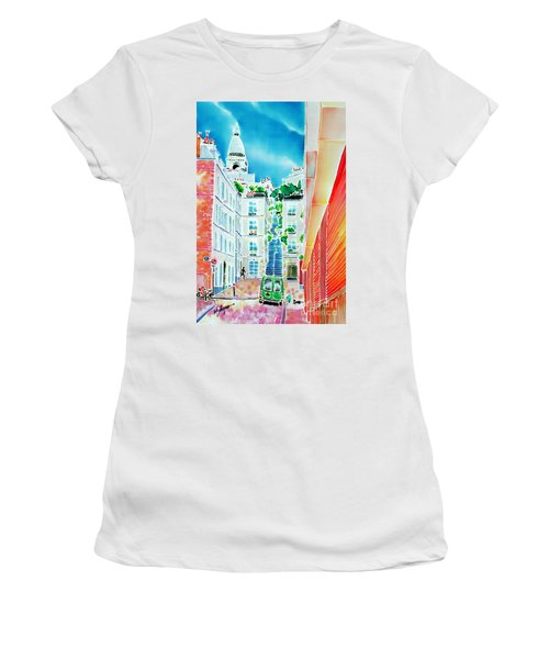 Passage Cottin Women's T-Shirt