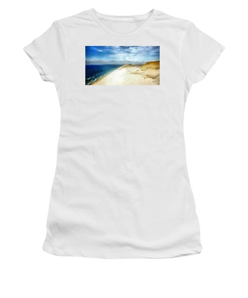 Sleeping Bear Dunes National Lakeshore Women's T-Shirt