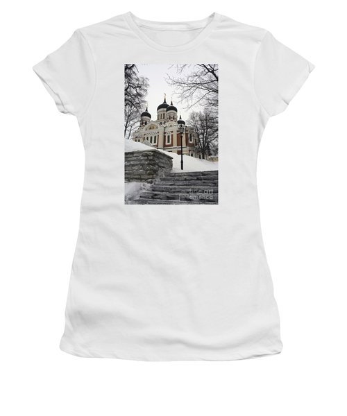 Tallinn Estonia Women's T-Shirt