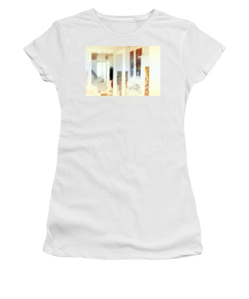 2 The Hallway Women's T-Shirt (Athletic Fit)