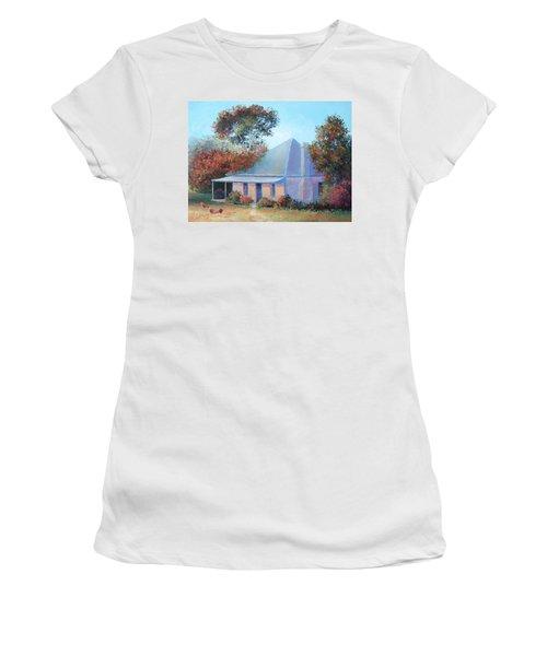 The Old Farm House Women's T-Shirt