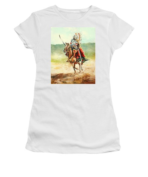 The Polish Winged Hussar Women's T-Shirt