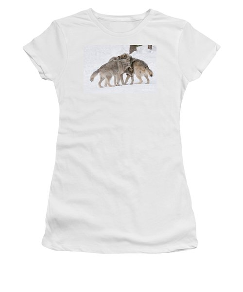 Timber Wolves Women's T-Shirt