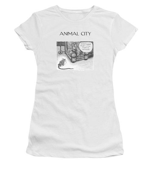 New Yorker June 5th, 2000 Women's T-Shirt