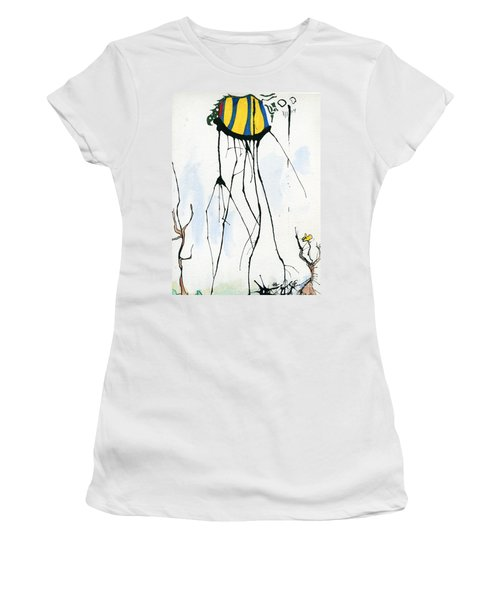 Untitled Women's T-Shirt (Athletic Fit)