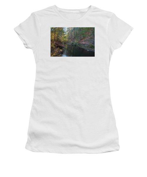 West Fork Women's T-Shirt (Athletic Fit)