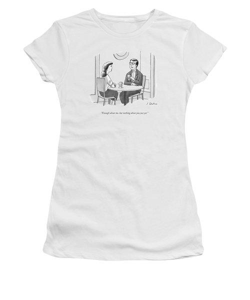 Enough Women's T-Shirt