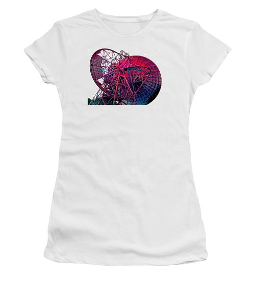 26 East Antenna Abstract 4 Women's T-Shirt