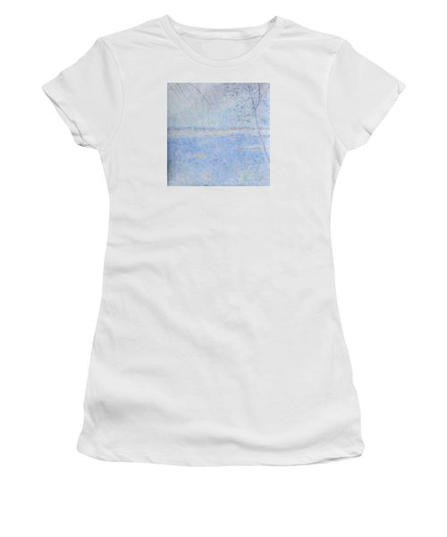 Water Of Les Iles De Lerins France Women's T-Shirt (Athletic Fit)