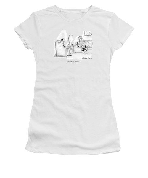 I'm Selling You On Ebay Women's T-Shirt