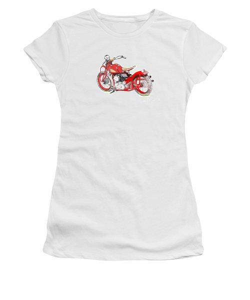 37 Chief Bobber Women's T-Shirt