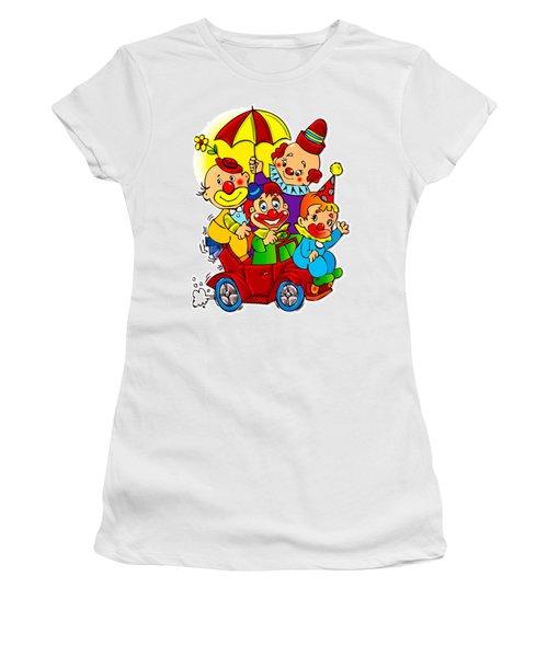 Clowns Series 01 Women's T-Shirt