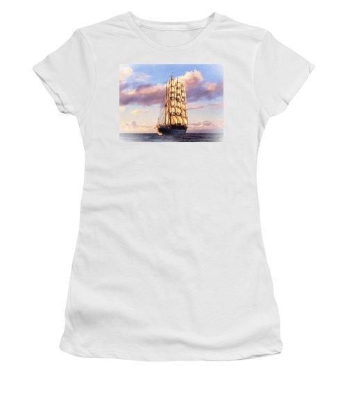 4 Mast Barque Women's T-Shirt