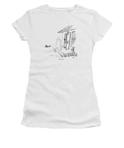 Abstinence! Women's T-Shirt