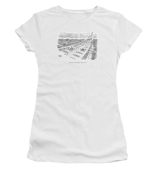 At This Point Women's T-Shirt