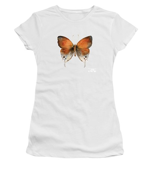 47 Mantoides Gama Butterfly Women's T-Shirt