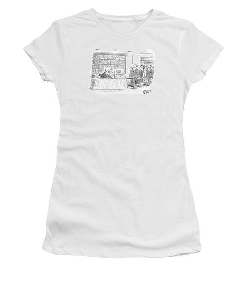 New Yorker June 12th, 2006 Women's T-Shirt