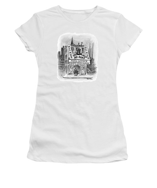 New Yorker November 21st, 2005 Women's T-Shirt