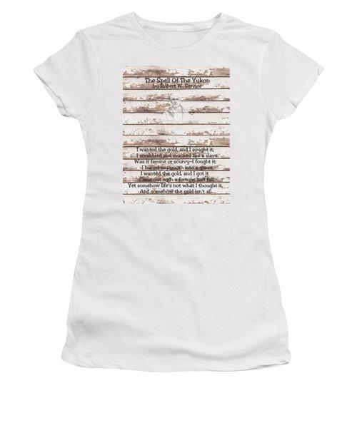 Spell Of Yukon Women's T-Shirt