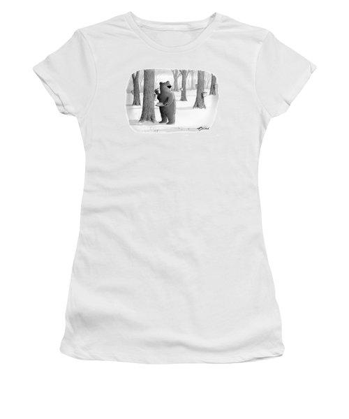 New Yorker April 2nd, 2007 Women's T-Shirt