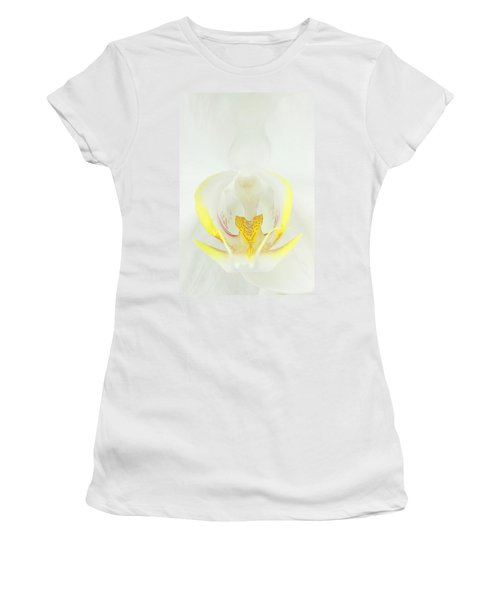 White Orchid-3 Women's T-Shirt