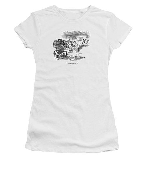 New Yorker September 14th, 2009 Women's T-Shirt