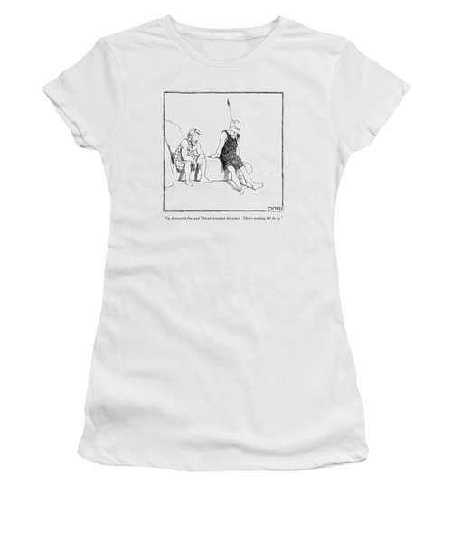 Og Discovered Fire Women's T-Shirt