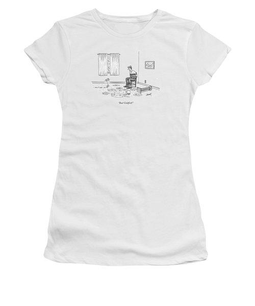 Bad Goldfish Women's T-Shirt